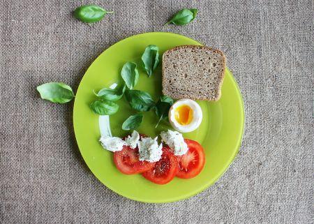 Jajko na śniadanie